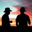 angorichina-station-sunset-silhouettes